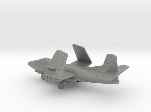 Douglas F3D Skyknight (folded wings)