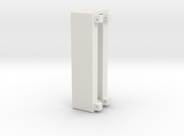 Batterie in White Natural Versatile Plastic