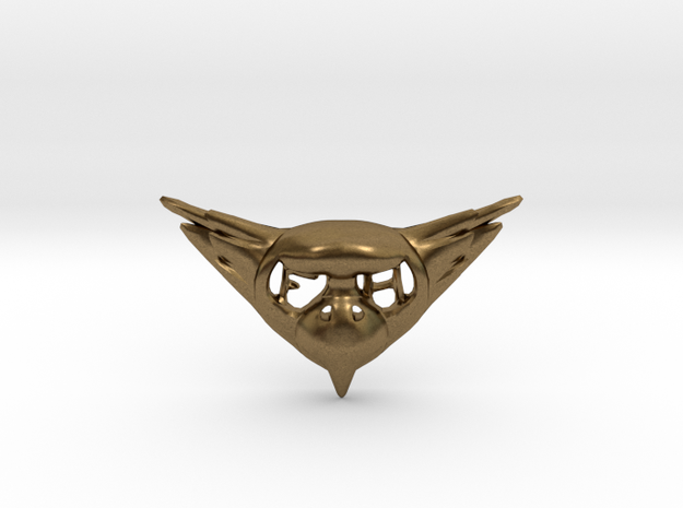 FLYHIGH: Womens Bird Pendant 3d printed