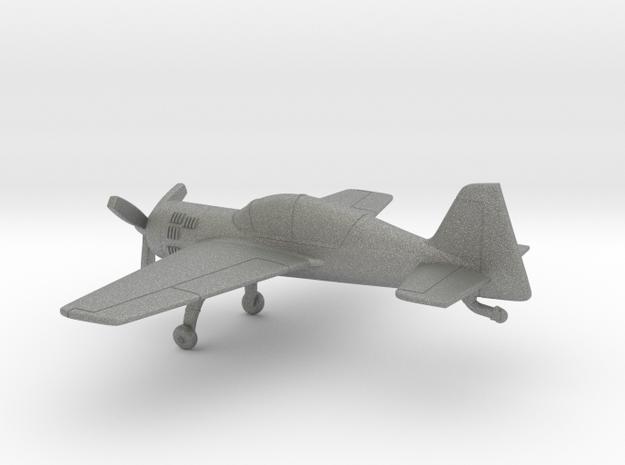 Yakovlev Yak-54 in Gray PA12: 1:100