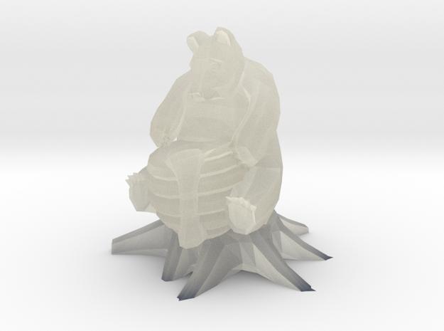 BubbleBearLPv2 in Transparent Acrylic