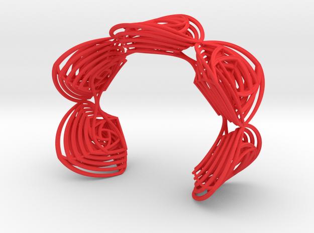 Rose Stripes Bracelet