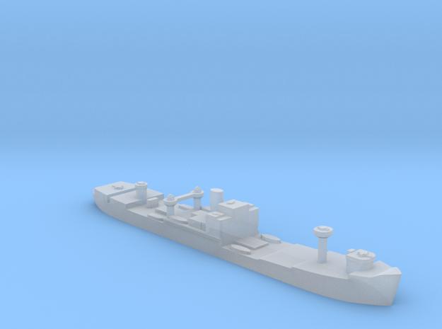 German Sperrbrecher 3 WW2 1:1250 no masts in Smooth Fine Detail Plastic