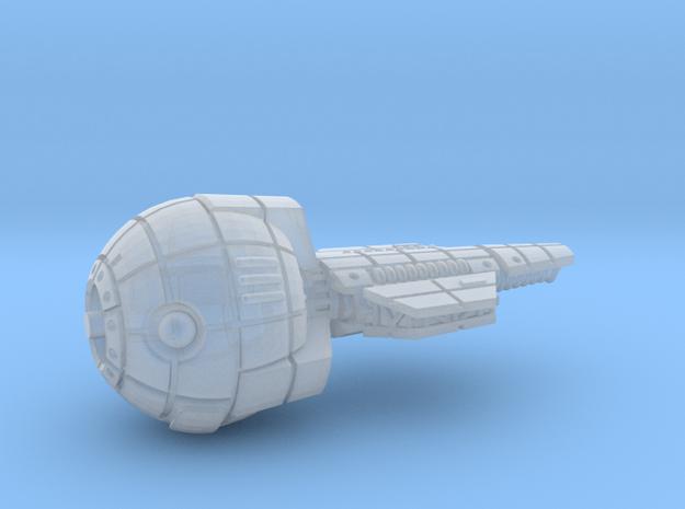 Terran (TFN) Light Cruiser (alt) in Smooth Fine Detail Plastic