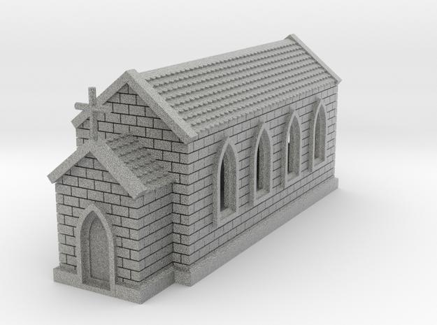 N Scale Small Church 1:160