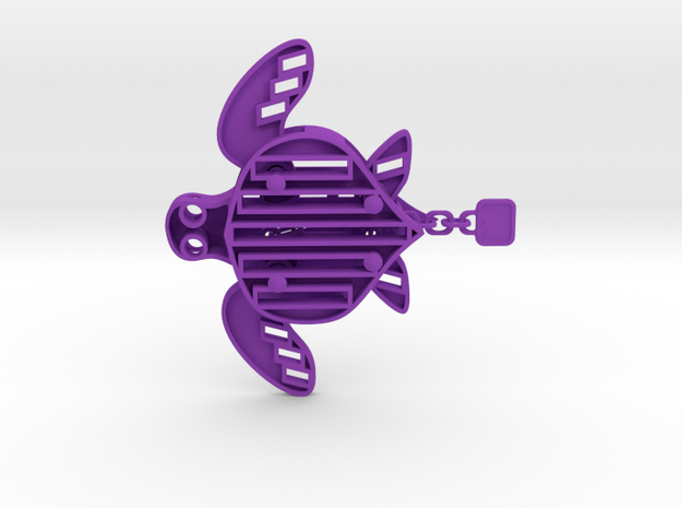 Sea Turtle That Moves / Marionette Sea Creature /