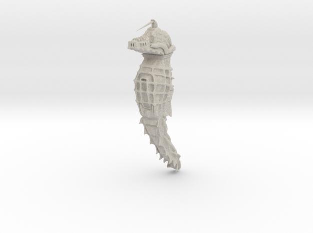 Seawar body small 3d printed