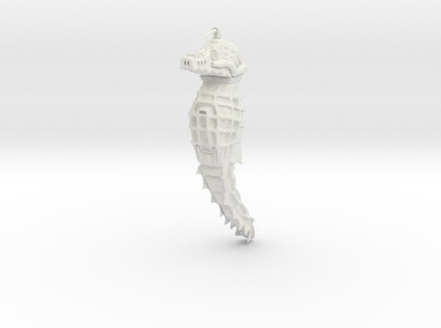 Seawar body 3d printed