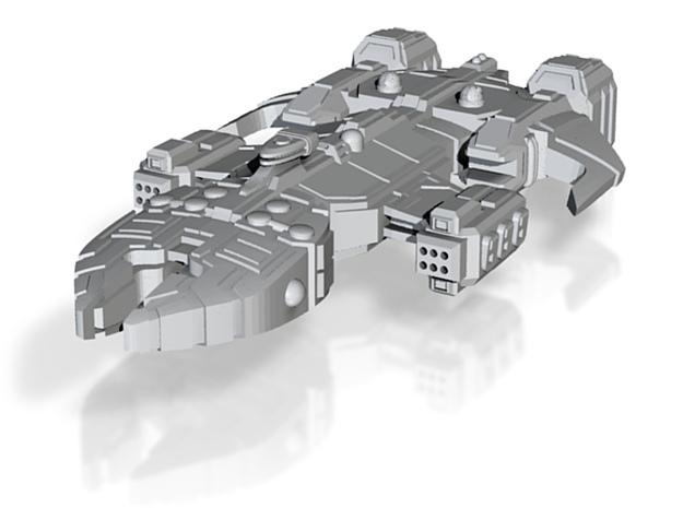 Reglata Bombardment Cruiser 3d printed