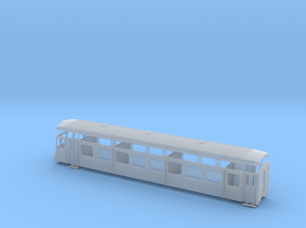 AB ABt 146-147 in Smooth Fine Detail Plastic: 1:120 - TT