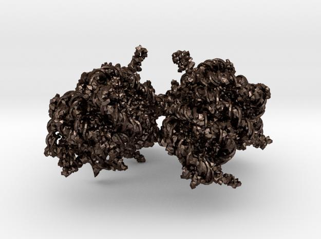 Stackable chromatin 4-start 30nm fiber 3d printed