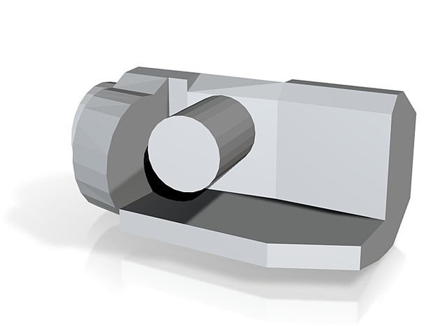 AT Laser 3d printed