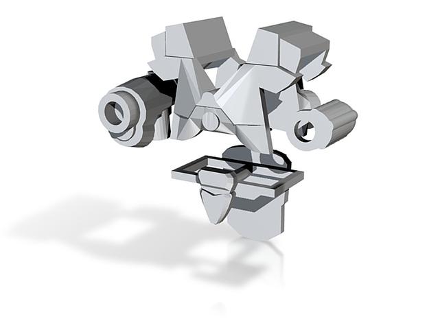 Assault Trooper Complete Armor 3d printed