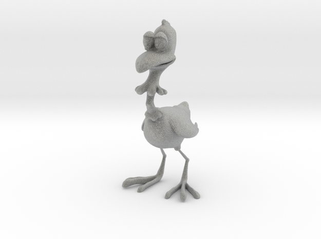 Toon Hen 3d printed