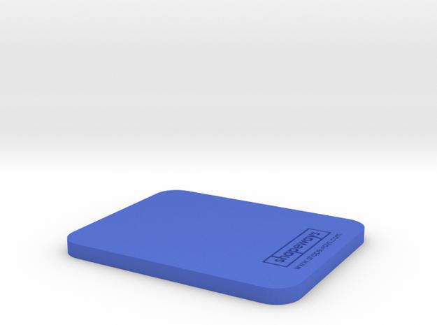 Testbit 1 3d printed