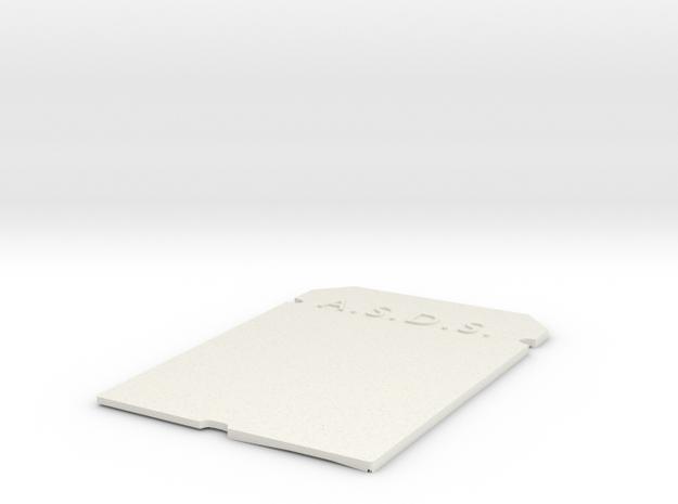 Standard Flat Lid 3d printed