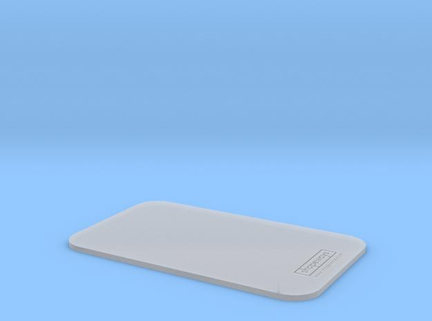 Testbit 6 3d printed