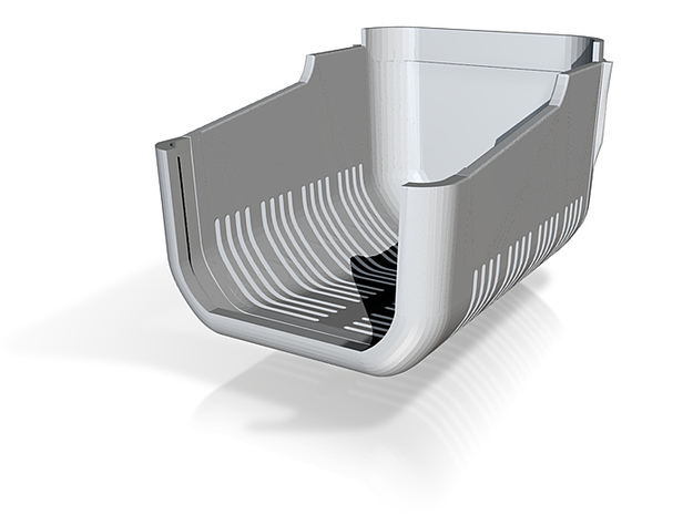 Tractor Grill 3d printed