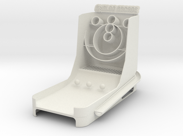 Skeeball iphone 5 case in White Strong & Flexible