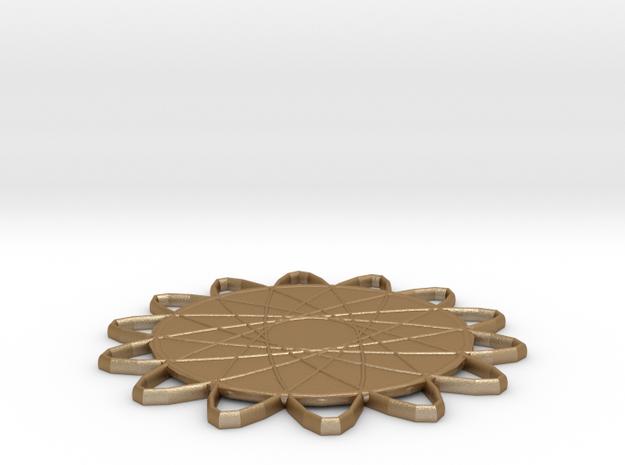 Coaster 3 3d printed
