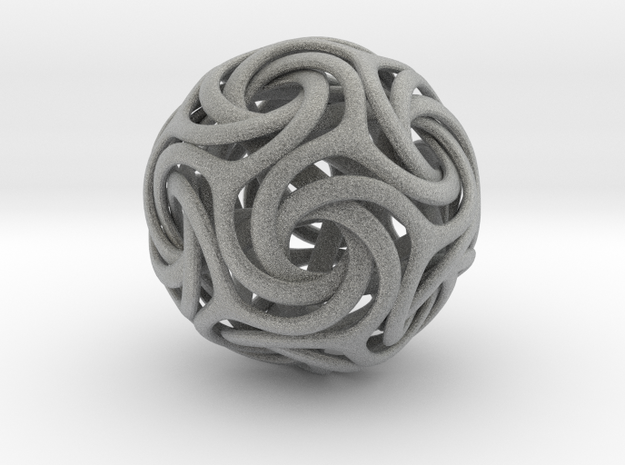 Spiralis+0,025 3d printed