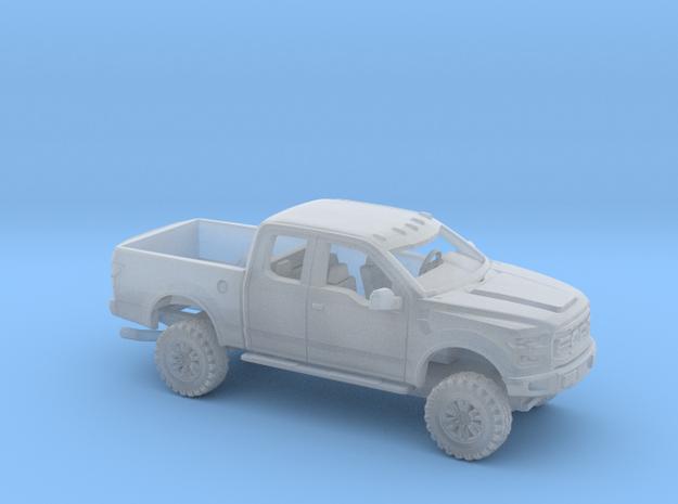 1/87 2017-20 Ford Raptor Super Cab Kit
