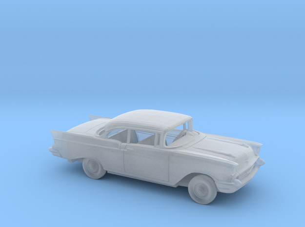 1/160 1957 Chevrolet One Fifty Coupe Kit