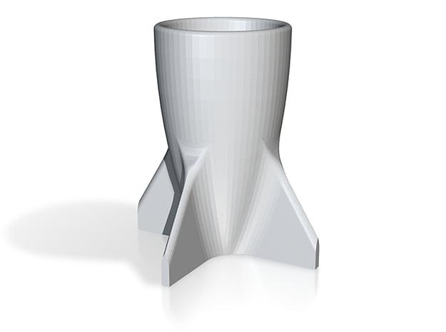 Rocket Espress Shot Glass 3d printed