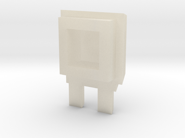 topstructure_6 3d printed