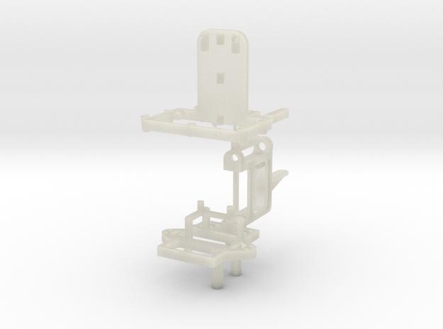 frame v1.1 3d printed