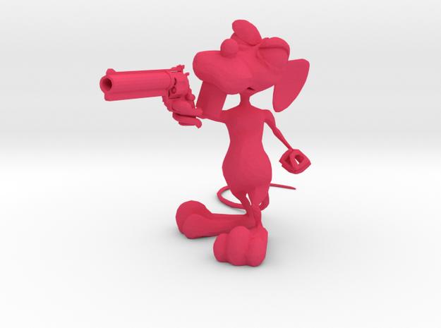 Dirty Rat -Gun v1c 3d printed