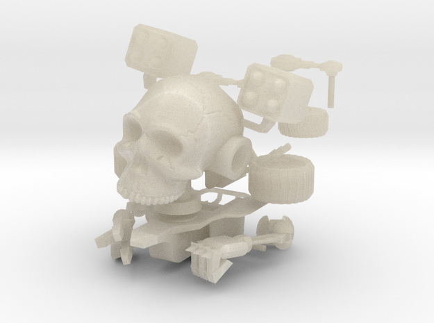 Punchy -Metalhead Kit v1c 3d printed
