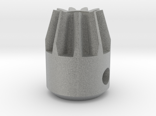 CV3-pinion_gear 3d printed