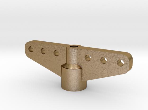CV4-flybar_hub_x 3d printed