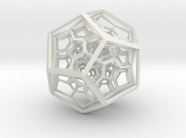 Jules1 in White Natural Versatile Plastic