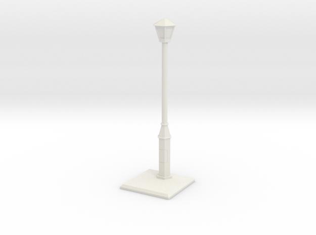 Old lightpost 3d printed