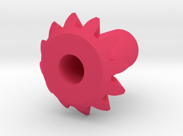 CV4-tail_miter_y 3d printed