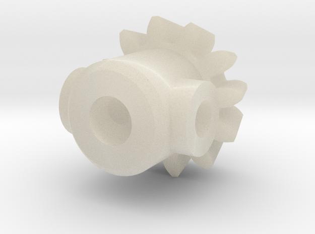 CV4-pinion_gear_y 3d printed