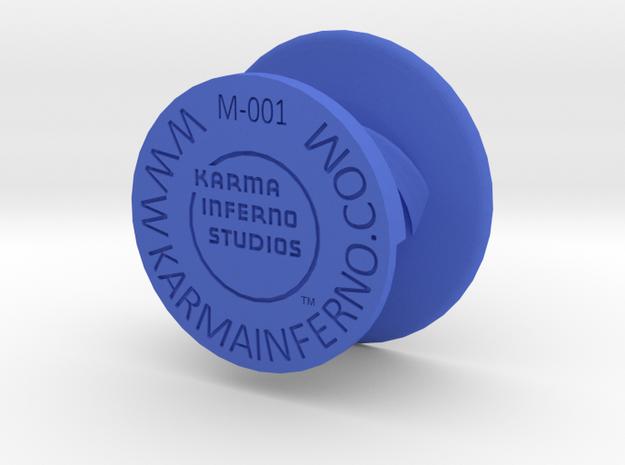 Floating Disk 3d printed