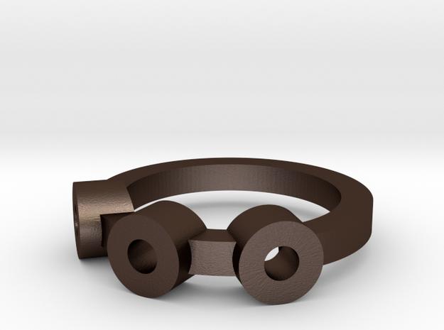 Ring - 3Tube 3d printed