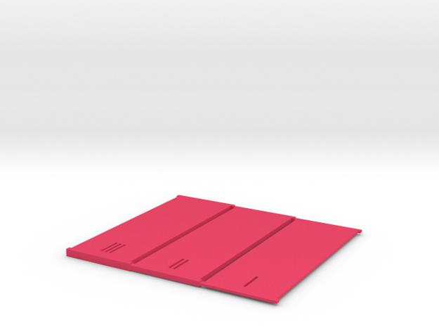 Bend Test 3d printed