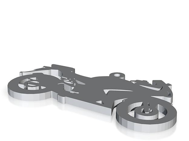 Kawasaki 3d printed
