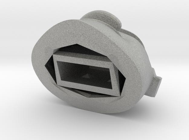 Moai Head USB cap 3d printed