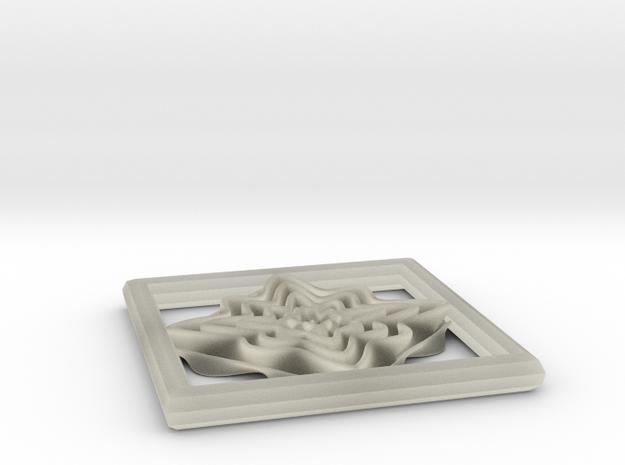 ornament-1 3d printed