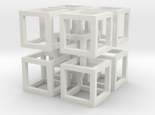 interlocked cubes 2