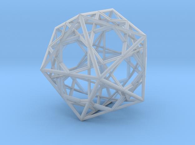 STAR-2 3d printed