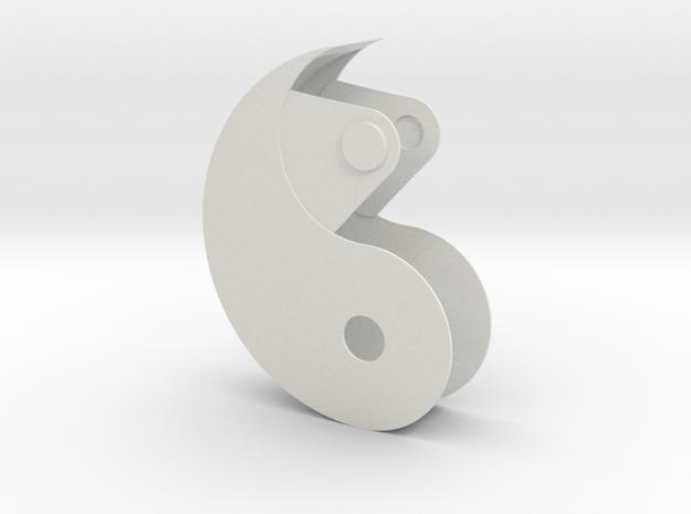 Yin Yang Box 3d printed