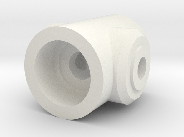 JDH-uv_joint_in.stl in White Natural Versatile Plastic