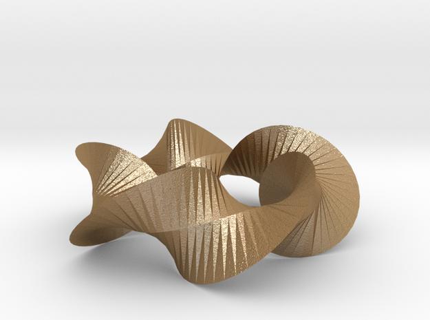 Sharp Twist Star 3d printed