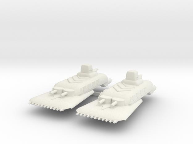 4 Cruiser x2 3d printed